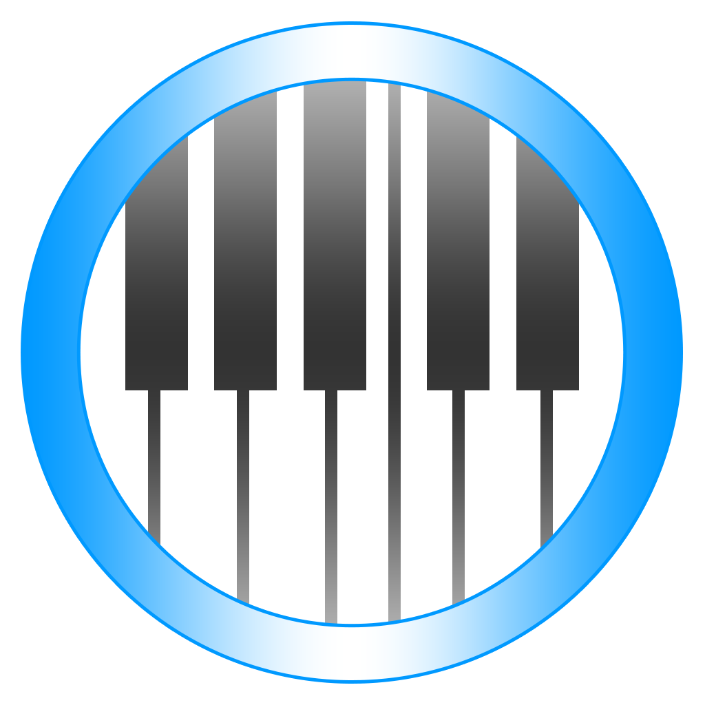 Pro Piano Tuner Icon