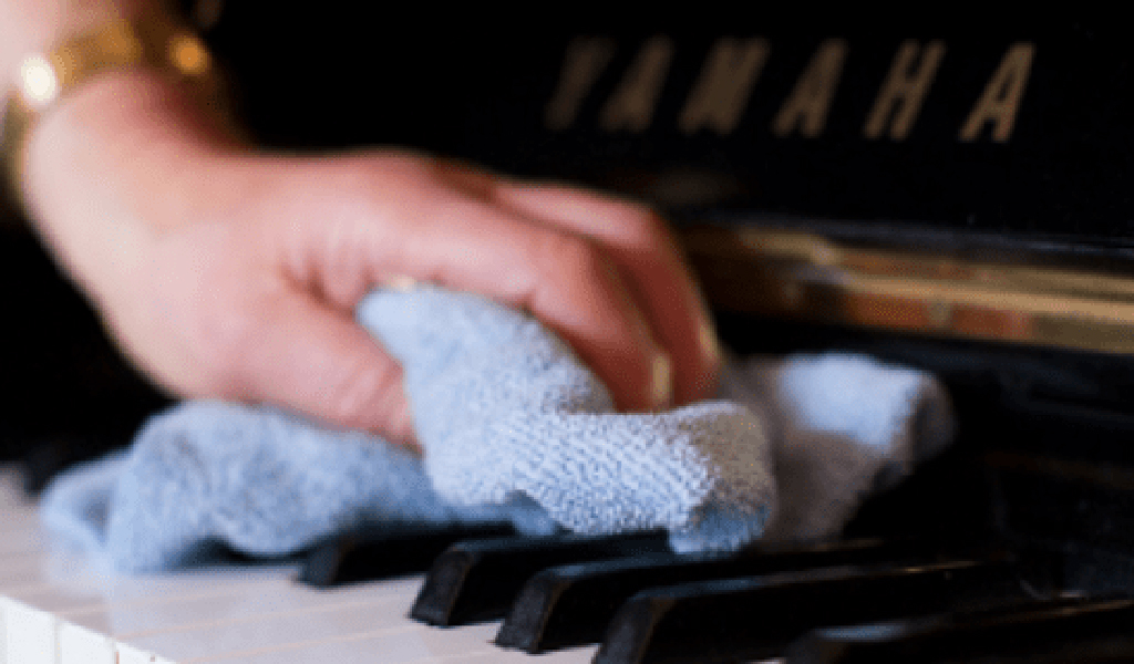 piano cleaning service