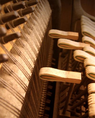 piano hammer heads